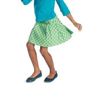 American Girl Pleated Plaid Skort Melody